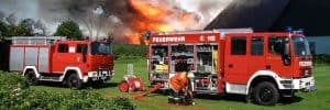 Feuerfeste Unterlagen Vorschrift