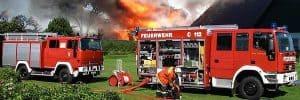 Feuerfeste Unterlage Vorschriften