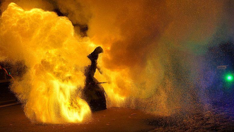 feuerfeste unterlage für wasserkocher